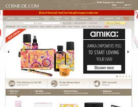 #32 para Design a Banner for our products (AMIKA) por Volkova86