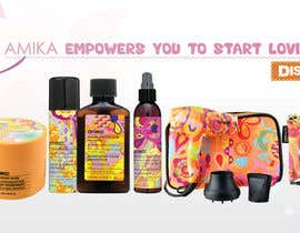 #23 para Design a Banner for our products (AMIKA) por drugslobodan