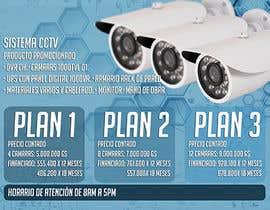 #2 untuk Modificar un anuncio para cámaras de seguridad (CCTV) oleh josegigena
