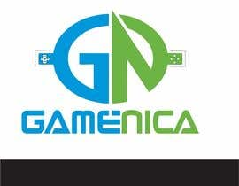 #22 for Bir Logo Tasarla for GAMENICA by weblionheart
