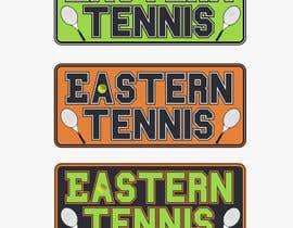 #13 para Design a Logo for Easterntennis.com por starqaisar