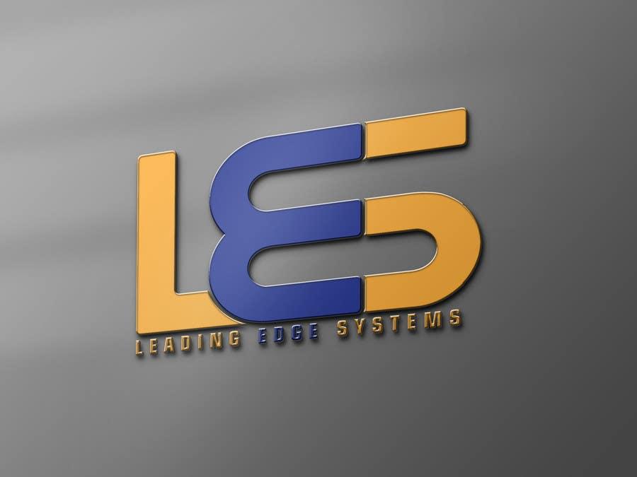 Penyertaan Peraduan #116 untuk Design a Logo for Leading Edge Systems