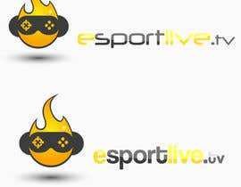 #195 untuk Logodesign for an Esport Livestream Community Portal oleh DigiMonkey