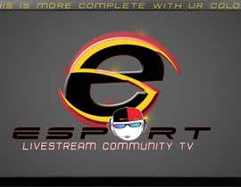 #228 untuk Logodesign for an Esport Livestream Community Portal oleh TSZDESIGNS
