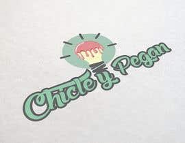 #80 para Design a Logo for Chicle y Pegan por shantallrueda