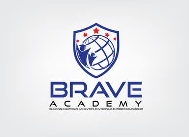 #86 untuk Design a Logo for BRAVE Academy oleh alyymomin