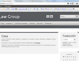 #44 for Build a Website for Law Group by lauranl