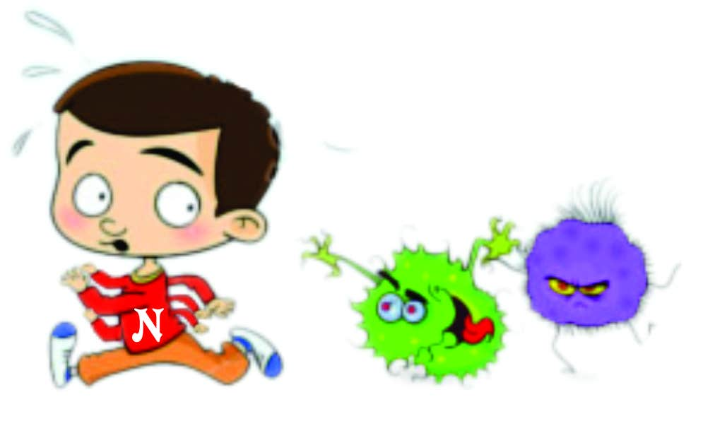 Inscrição nº 51 do Concurso para I need a cartoon image of yeast eating nitrogen (quick job)