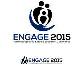#18 for Design 2 x Logo for a Conference on Family Discipleship & Home Education af dlanorselarom