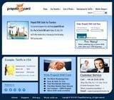 Graphic Design Konkurrenceindlæg #39 for Make a new design for homepage...