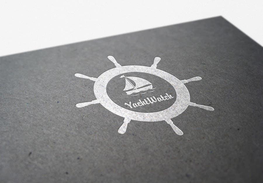 Bài tham dự cuộc thi #4 cho Design a Logo for YachtWatch