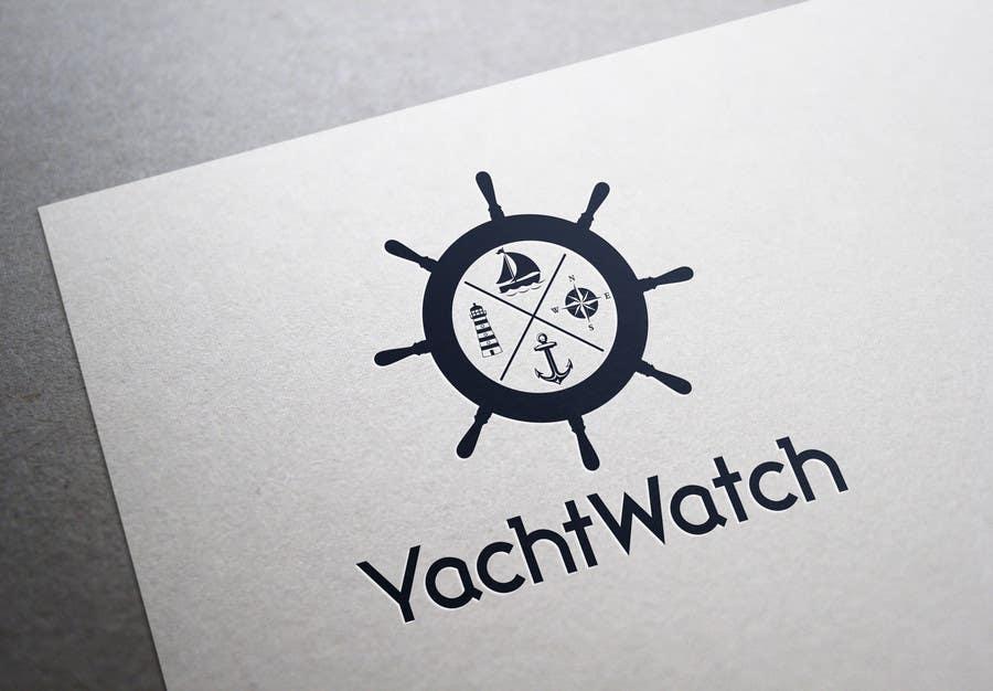Bài tham dự cuộc thi #14 cho Design a Logo for YachtWatch