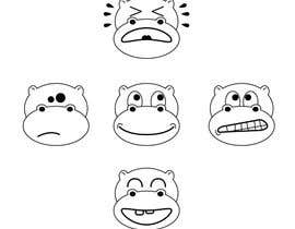 #3 untuk Design some Icons for Hippo with similar style. oleh MarcoMancin
