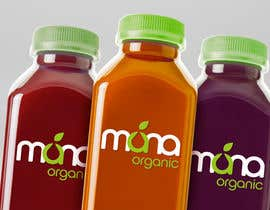 #79 cho Logo Design for New Juice Company: Mana bởi aquaro13