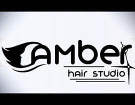 Nro 40 kilpailuun Design a logo amber hair studio käyttäjältä thdesiregroup