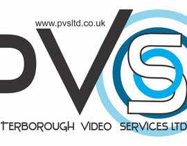 #160 for Design a Logo for Peterborough Video Services Ltd (PVS) by thomasstalder
