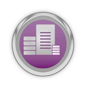 Contest Entry #5 for Design some Icons for database icon set