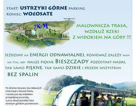 Nro 1 kilpailuun Zaprojektuj ulotkę Bieszczady Ekology käyttäjältä BetulaAlba