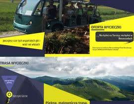 Nro 6 kilpailuun Zaprojektuj ulotkę Bieszczady Ekology käyttäjältä mjendraszczyk