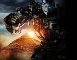 #15 for V FOR VENDETTA    VS    OPTIMUS PRIME af joseantoniomv