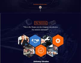 #6 para Landing page design for marketing agency por isabelji20