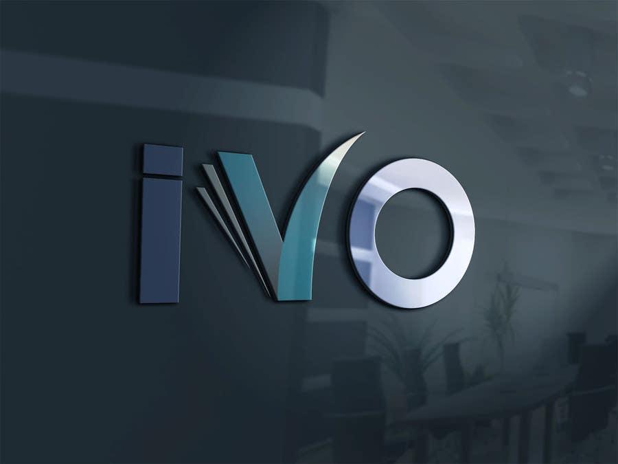 Penyertaan Peraduan #66 untuk Design a Logo and stationery for ivo