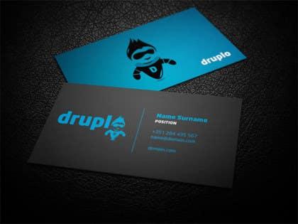 Penyertaan Peraduan #5 untuk Design some Business Cards for Local Entrepreneur
