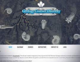 #25 for Design a Banner for GeologyCourses.ca by Zigney