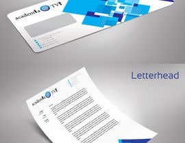 Neruna tarafından Design Stationeries for an Education Institute (Logo provided) için no 34