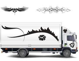 #1 untuk create some styling graphics for motor home horse box ect oleh Dokins