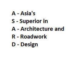 #28 untuk Correct deciphering abbreviations ASARD oleh jhayne013