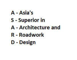 jhayne013 tarafından Correct deciphering abbreviations ASARD için no 28