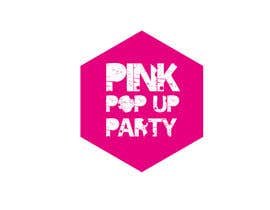 #30 for Design a Logo for PINK pop up Party af aykutayca