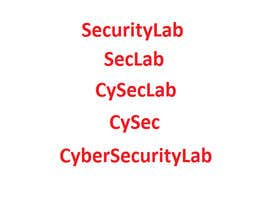 #37 cho I need a name and/or logo for a security consulting company! bởi almosb