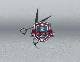 Nro 10 kilpailuun logo for barber shop -- 2 käyttäjältä cristinaa14