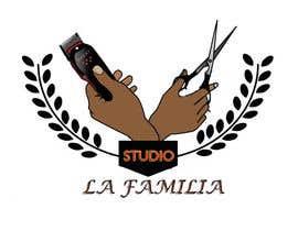 Nro 19 kilpailuun logo for barber shop -- 2 käyttäjältä ruwanara5454