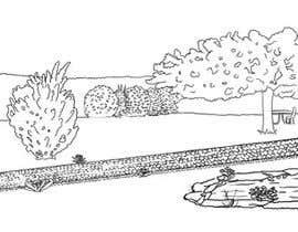 Nro 8 kilpailuun J'ai besoin d'une conception graphique pour réaliser une illustration de jardin käyttäjältä marcokap