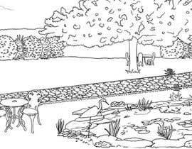 Nro 15 kilpailuun J'ai besoin d'une conception graphique pour réaliser une illustration de jardin käyttäjältä marcokap