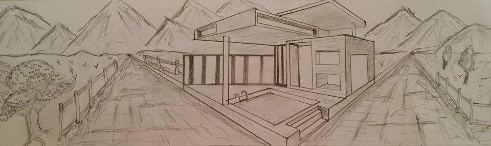 Proposition n°17 du concours J'ai besoin d'une conception graphique pour réaliser une illustration de jardin