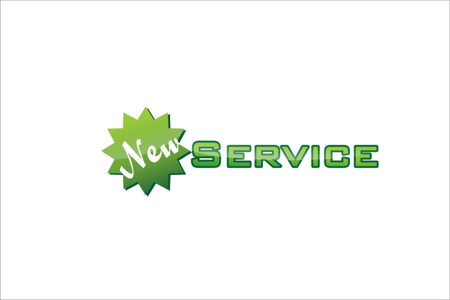 Kilpailutyö #25 kilpailussa Design a Logo for NewServiceWebHost.com