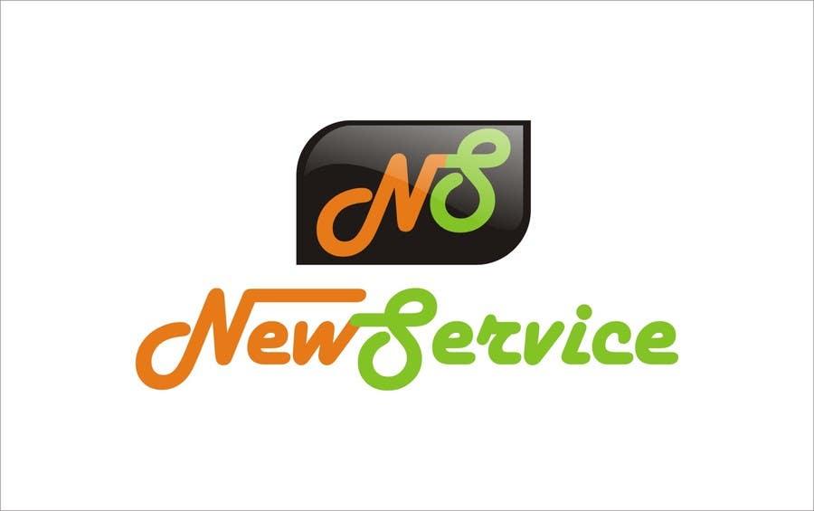 Kilpailutyö #46 kilpailussa Design a Logo for NewServiceWebHost.com