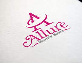 chahatkumar tarafından Design a Logo and favicon for Allure Beauty için no 76