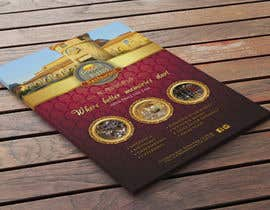 #36 untuk Design a Flyer/ad for center fold of a magazine oleh thonnymalta