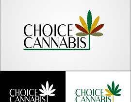 #566 para Design a Logo for Choice Cannabis por pherval
