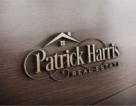 Nro 157 kilpailuun Design a Logo for Patrick Harris Real Estate. käyttäjältä mmyousuf2005