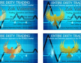 #12 for Design a letterhead and business cards for a Forex trading company af fantis77