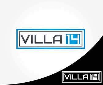 #41 untuk Design a Logo for Villa 14 oleh alikarovaliya