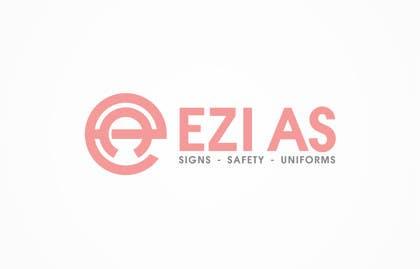 #73 untuk Design a Logo for business name Ezi As oleh tedi1