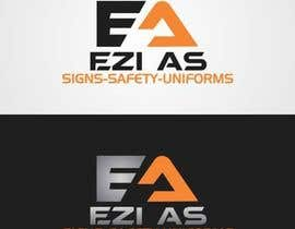 #22 untuk Design a Logo for business name Ezi As oleh strokeart