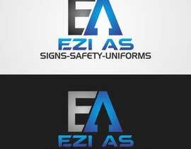 Nro 23 kilpailuun Design a Logo for business name Ezi As käyttäjältä strokeart